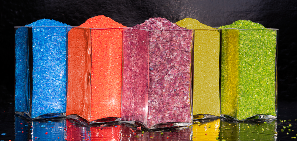 Graniglia - effetre Murano glass
